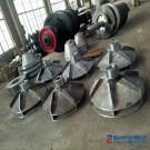机械搅拌式浮选机叶轮